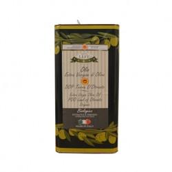latta - olio extra vergine d'oliva D.O.P. 5 litri